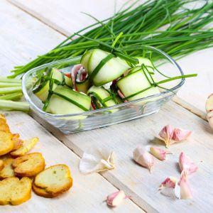 Dekoracyjne salaterki na przystawki i przekąski. Fot. Galicja dla Twojego Domu