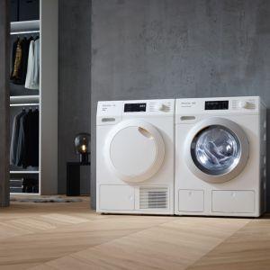 WCE 670 TDos Wifi - pralka wyposażona w TwinDos -dwufazowy system automatycznego dozowania detergentów. Fot. Miele