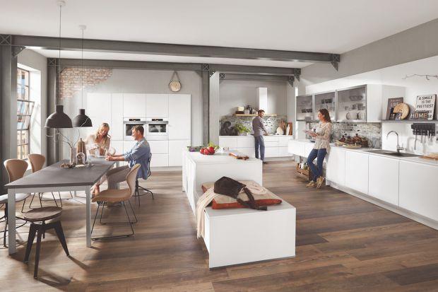 Kuchnia towarzyska - zobacz pomysły na urządzenie