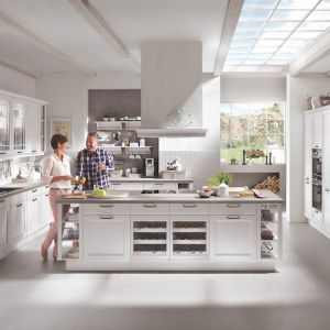 Kuchnia towarzyska: model York 901. Fot. Verle Küchen