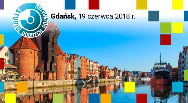 Studio Dobrych Rozwiązań w Gdańsku - ostatnie przed wakacjami!