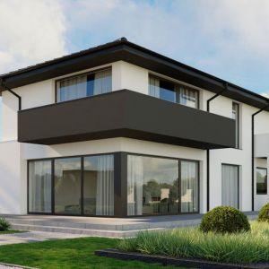 Wybieramy projekt domu - porady eksperta. Projekt: HomeKONCEPT 59. Fot. HomeKONCEPT