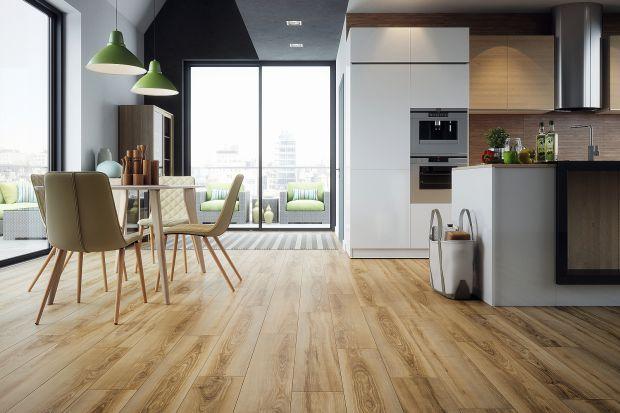 12 pomysłów na ściany i podłogi w małej kuchni
