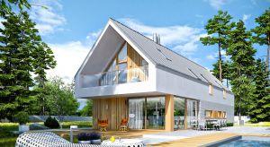 EX 20 G2 Energo Plus to świetna propozycja dla inwestorów, którzy posiadają wąską działkę i marzą o nowoczesnym domu w harmonii z ogrodem. Poznajcie projekt, który zaskoczy Was swoją przestronnością i słonecznym klimatem.