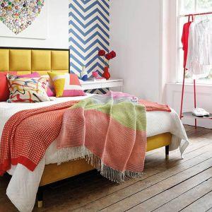 Modna sypialnia - wybieramy łóżka i zagłówki. Fot. Hypnos Beds