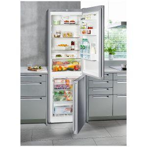 Chłodziarko-zamrażarka Icuns 3324 Comfort do zabudowy wyposażona w wiele innowacyjnych technologii. Specjalna szuflada BioCool gwarantuje zachowanie wartościowych składników owoców i warzyw na dłużej. Cena: 2.999 zł, Liebherr. Fot. Liebherr