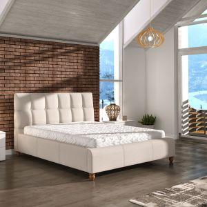 4. Dobierz materac najwygodniejszy dla siebie_łóżko Aston marki Comforteo. Fot. Comforteo
