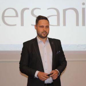 Piotr Wychowaniec z firmy Cersanit