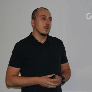 Michał Głuszczuk z agencji Hello Social