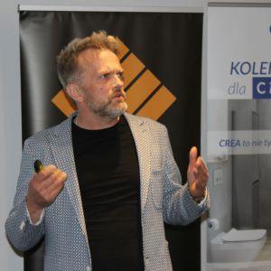 Jacek Kula reprezentujący firmę Bel-Pol