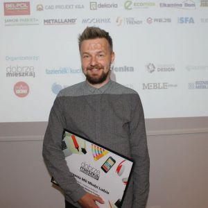 Lech Moczulski (pracownia Mili Młodzi Ludzie) - I miejsce w konkursie Dobrze Mieszkaj - Najlepsze Projekty