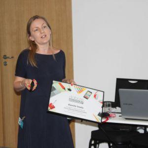 Kamila Snela (pracownia Wnętrzomania) - II miejsce w konkursie Dobrze Mieszkaj - Najlerpsze Projekty