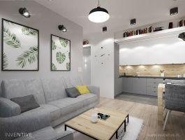 Projekt i wizualizacje: Inventive Studio