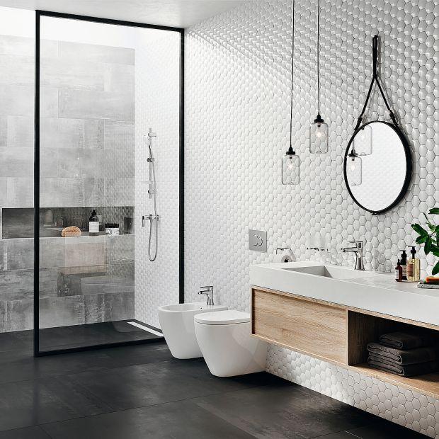 Strefa umywalki - 12 pomysłów do każdej łazienki