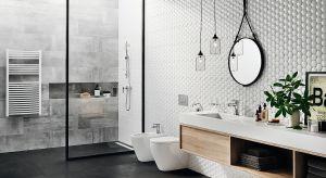 Strefa umywalki powinna zapewniać wygodę użytkowania i cieszyć oko swoją aranżacją. W końcu to właśnie tutaj rozpoczynamy senne poranki, zbierając energię na nadchodzący dzień.