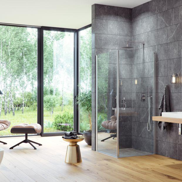 Prysznic w łazience - 12 nowych modeli kabin
