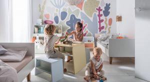 Meble do pokoju dziecięcego powinny pomagać małemu odkrywcy poznawać świat, wzmacniać samodzielność i kreatywność, a jednocześnie gwarantować dużą swobodę.