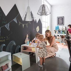 Kolekcja mebli dla dzieci Tuli. Fot. Vox