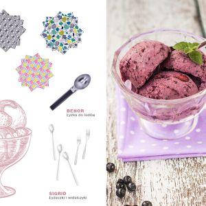 Deserove Love to naczynia dla wielbicieli pięknie podanych deserów. Fot. Duka