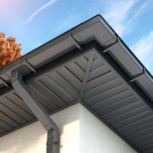 Podbitka dachowa - dlaczego warto ja stosować? Fot. Galeco