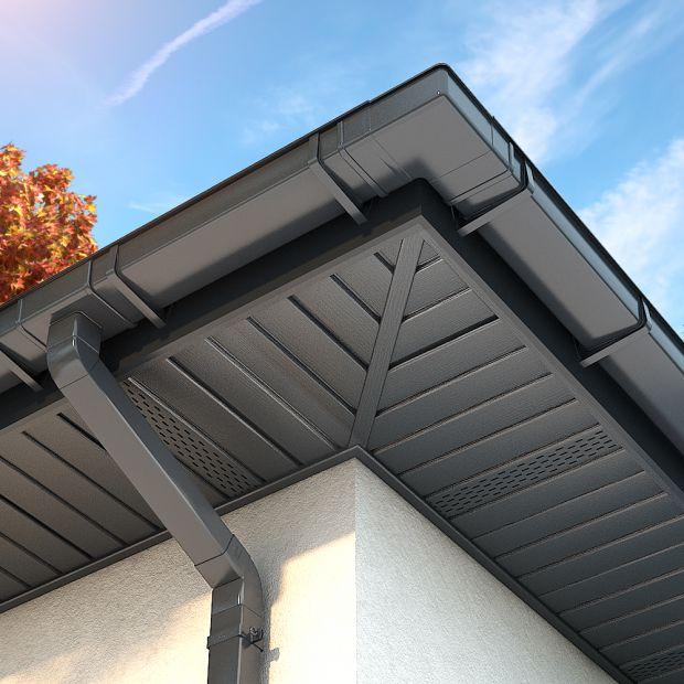 Wykańczamy dach - rola i dobór podbitki dachowej