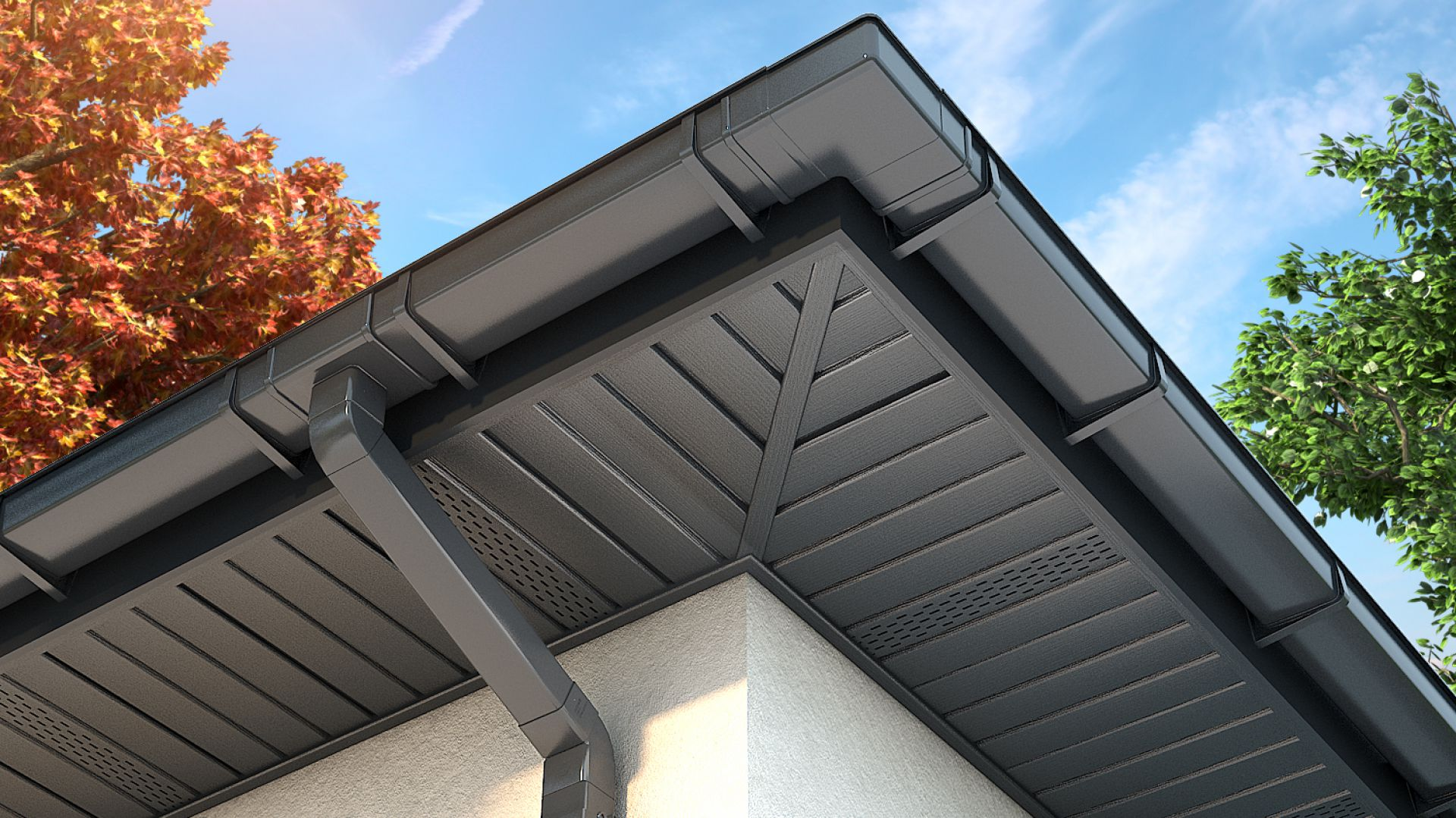 Wykańczamy Dach Rola I Dobór Podbitki Dachowej