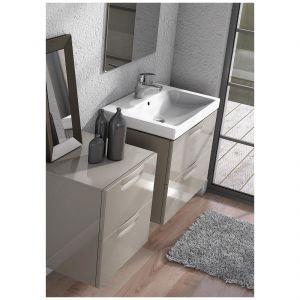 Kolekcja mebli łazienkowych Flou. Fot. Defra