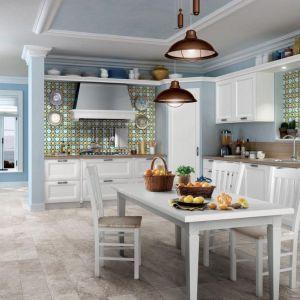 Biała kuchnia, model Memory. Fot. Municchi Cucine