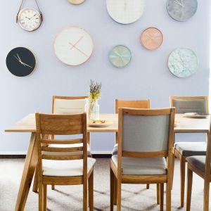 Szklane lampy w różnorodnych kształtach. Fot. Make Home