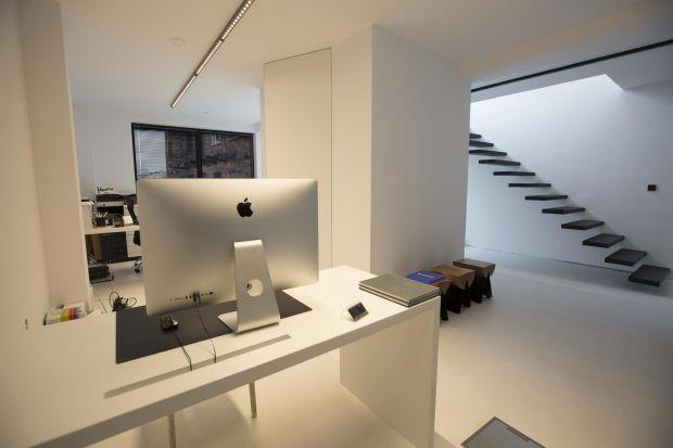 Aranżacja biura - piękna realizacja