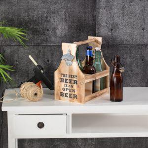 Pomysł na prezent na Dzień Ojca - skrzynka Beer. Fot. Dekoria.pl