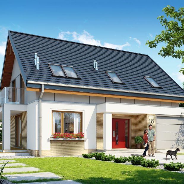 Mały dom - funkcjonalny, niedrogi w budowie i utrzymaniu