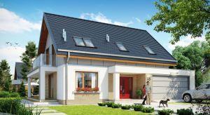 Albatros 2 to piękny dom, który będzie niedrogi w budowie i późniejszym utrzymaniu. Koniecznie obejrzyjcie projekt, który będzie świetną alternatywą wobec mieszkania w bloku.