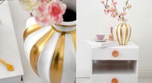 Sztuka aranżacji wnętrza w ogromnej mierze opiera się na doborze odpowiednich dodatków takich jak wazony, amfory czy puzderka.