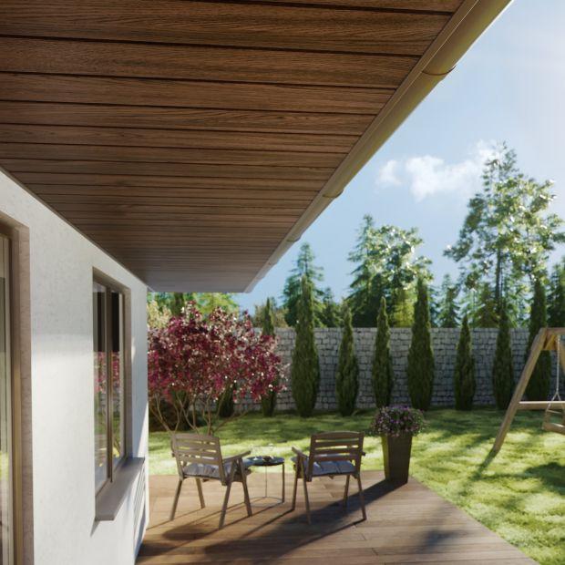 Konstrukcja dachu - zalety nowej podbitki