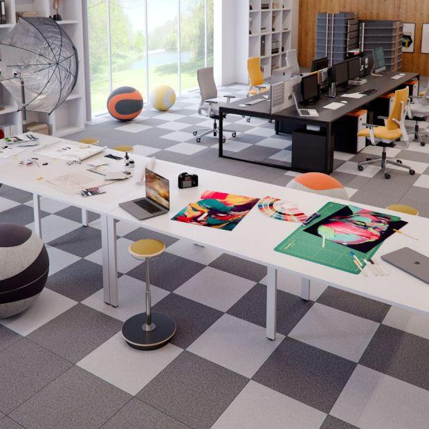 Historia biura - zobacz jak się zmieniała