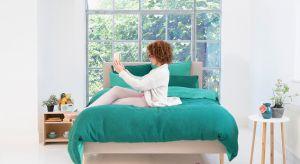 Morsko-miętowa kołdra plus liliowe poduszki lub cały zestaw w bieli i granacie, a może spokojna szarość ze słonecznym żółtym?Jak pościel najlepiej basować będzie do twojej sypialni?
