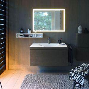 Darling New to nowoczesna seria łazienkowa o harmonijnej formie i łagodnych krawędziach. Fot. Duravit