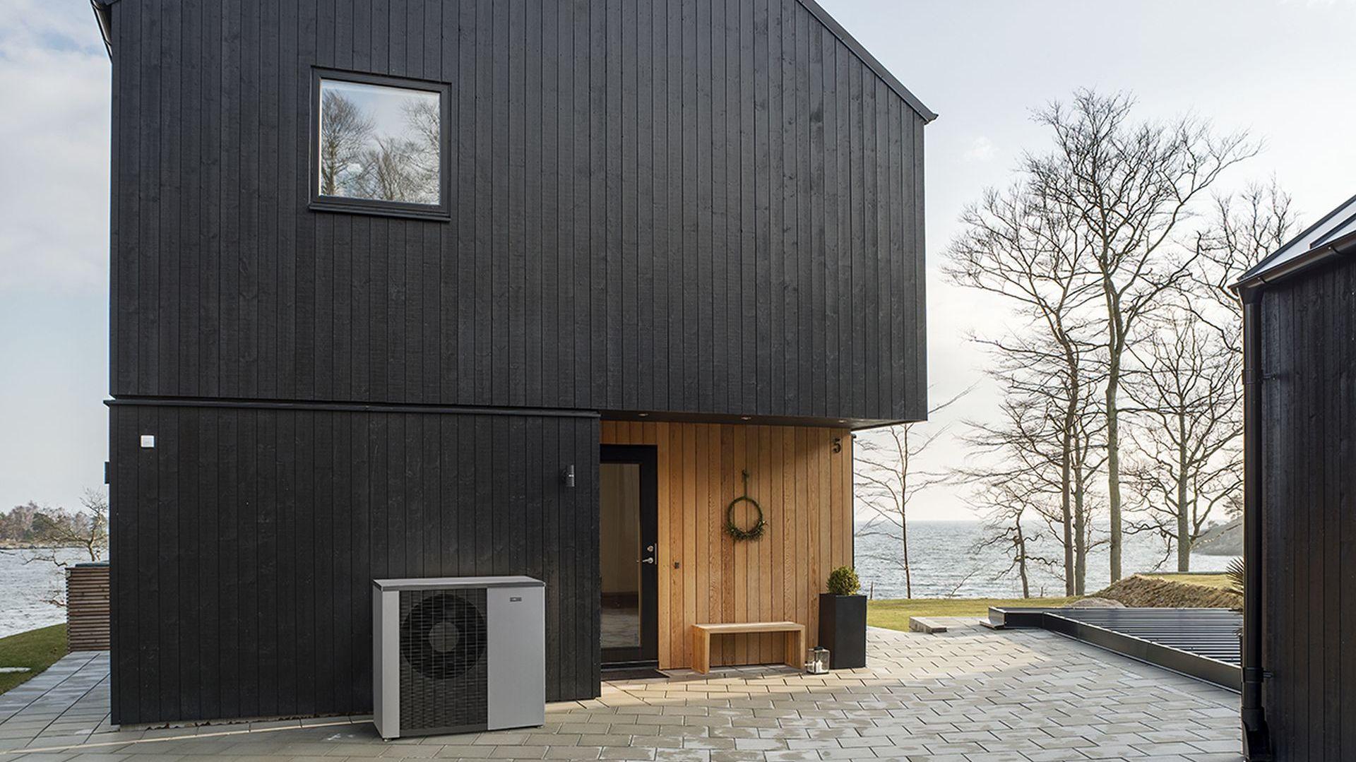 Już co ósmy nowo budowany budynek w Polsce wyposażony jest w pompę ciepła. Fot. Nibe