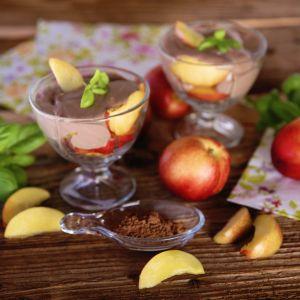 Szklane naczynia na desery. Fot. Galicja dla Twojego Domu