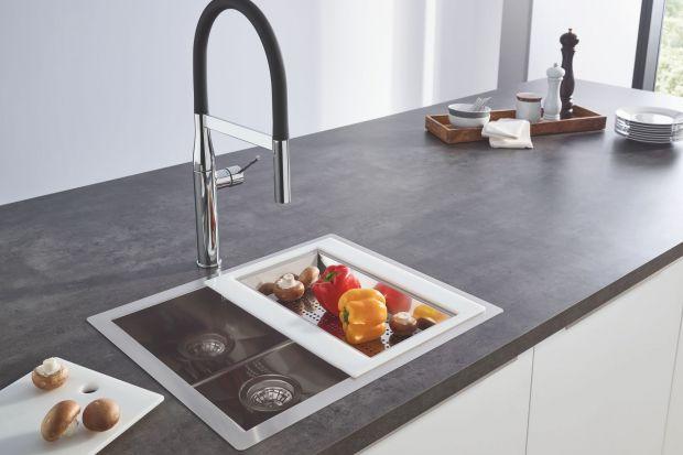 Strefa zmywania - nowe modele zlewozmywaków