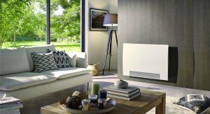 Na rynki dostępne są grzejniki, które dzięki połączeniu z pompą ciepła, w 100% ogrzewają za pomocą energii odnawialnej, natomiast podczas lata chłodzą pomieszczenie.