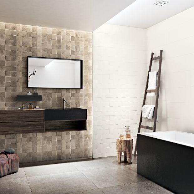 Wybór płytek do łazienki - 10 pomysłów