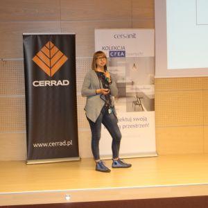Prezentacja najlepszego projektu: Anna Maria Sokołowska