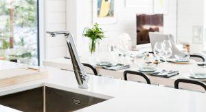 Wyspę kuchenną można indywidualnie dopasować do metrażu pomieszczenia i potrzeb użytkowników, zarówno pod względem wielkości, formy jaki i funkcji.