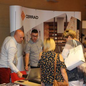 Prezentacja stoiska: firma Cerrad