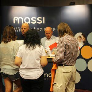 Prezentacja stoiska: firma Massi