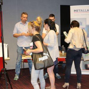 Prezentacja stoiska: firma Mettaland