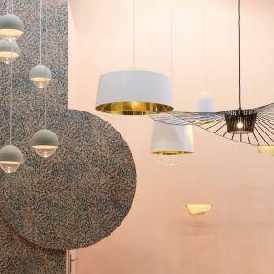 Lampa Vertig zaprojektowana została w 2010 roku przez francuską projektantkę Constance Guisseta dla marki Petite Friture. Fot.Petite Friture