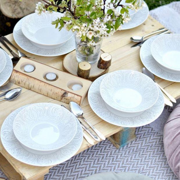 Piękna porcelana - idealne kolekcje na lato